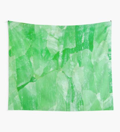 Jade Stone Texture – Wall Tapestry Wall Tapestry