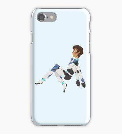 voltron floating lance iPhone Case/Skin