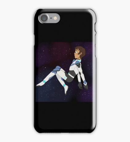 voltron floating lance in space iPhone Case/Skin