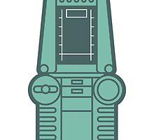 space invader by jonnychiba