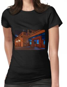 seafood restaurant Womens Fitted T-Shirt