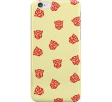 Autobot Symbol iPhone Case/Skin