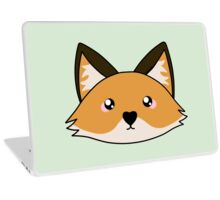 Fox - Forest animal collection Laptop Skin