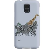 Stand Above the Crowd Samsung Galaxy Case/Skin