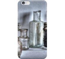 old bottles iPhone Case/Skin