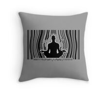 Break Free ! Throw Pillow