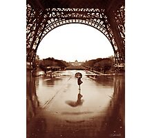 The Other Face Of Paris Photographic Print