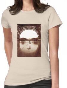 The Other Face Of Paris Womens Fitted T-Shirt