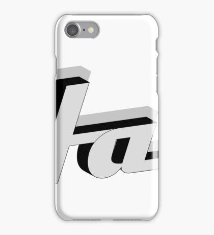 Diehard Logo 2 iPhone Case/Skin