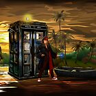 time and space traveller lost in the pirates AGE by Arief Rahman Hakeem