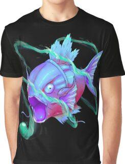 SiNxRealize Blue Magikarp Graphic T-Shirt