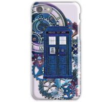 Time and Space Doctor Who inspired Art iPhone Case/Skin