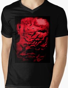Omens Mens V-Neck T-Shirt