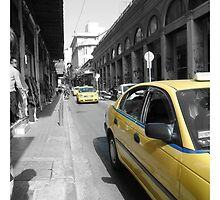 taxi by Despina Metaxa