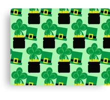 Happy St. Patty's Day! Canvas Print