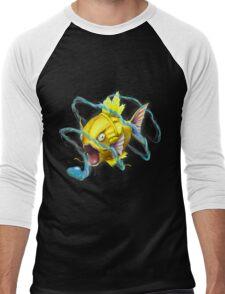 SiNxRealize Shiny Magikarp Men's Baseball ¾ T-Shirt