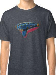 Pop Art-Inspired Ocarina  Classic T-Shirt