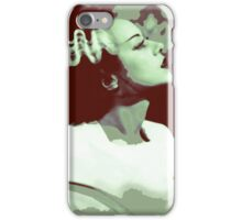 The Electric Bride iPhone Case/Skin