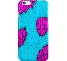 fur brain iPhone Case/Skin