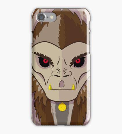 inner demon - Totto iPhone Case/Skin