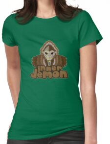 inner demon - Totto Womens Fitted T-Shirt