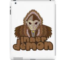 inner demon - Totto iPad Case/Skin