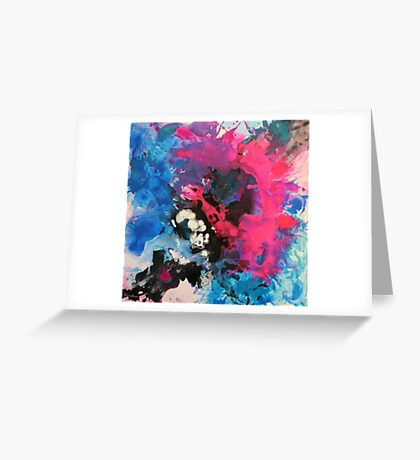 Reef Reflections III Greeting Card