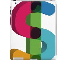 Dollar sign. iPad Case/Skin