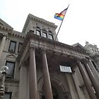 Classic Architecture, Jersey City City Hall, Jersey City, New Jersey by lenspiro