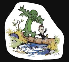 H.P. and Cthulhu Kids Clothes