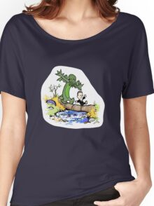H.P. and Cthulhu Women's Relaxed Fit T-Shirt