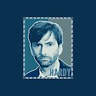 HARDY - Broadchurch Green (Boxed) by ifourdezign