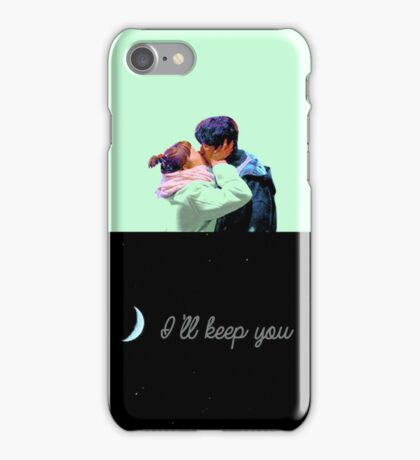 Kim Bok Joo - Kiss iPhone Case/Skin