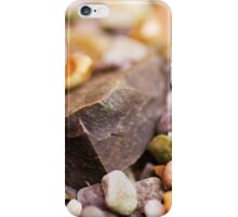 Stones and gravel iPhone Case/Skin