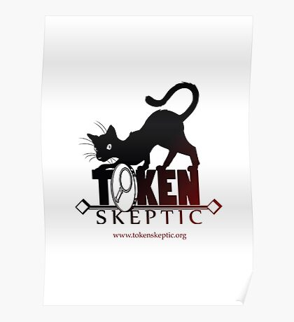 Token Skeptic Podcast Poster