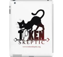 Token Skeptic Podcast iPad Case/Skin