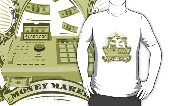 Money Maker by tapia
