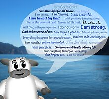 Christian Positive Affirmations for Kids by lookylamb