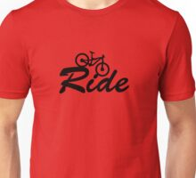 Ride MTB Unisex T-Shirt