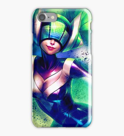 Kinetic Dj Sona iPhone Case/Skin