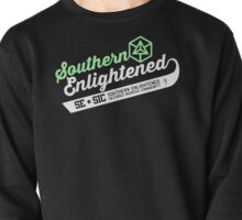 SE-SIC Play Ball: Green and White Pullover