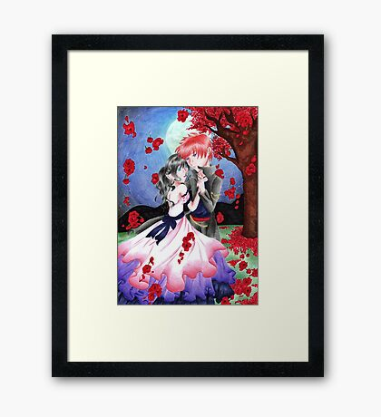 Seraphine and Luka Framed Print