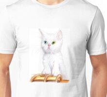 Cuddly Kitten Unisex T-Shirt