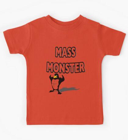 Mass monster Kids Tee