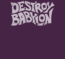 Destroy Babylon Buzz Logo T-Shirt