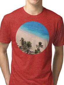 Hawaii Dreams Tri-blend T-Shirt