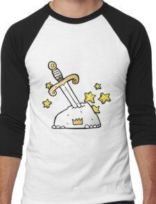 king arthur Men's Baseball ¾ T-Shirt