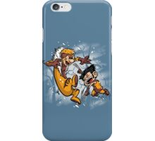 Logan and Victor iPhone Case/Skin