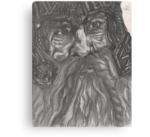 Dwarf Beard Canvas Print