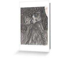 Dwarf Beard Greeting Card